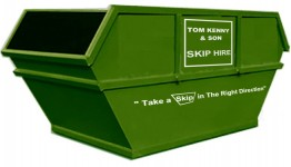 Tom Kenny & Son Skip Hire, Waterford. Efficient & cost effective skip hire throughout Waterford City and County, New Ross, Co. Wexford, South Kilkenny & Carrick on Suir.