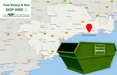 Skip Hire Annestown, County Waterford from Tom Kenny Skip Hire, Ireland