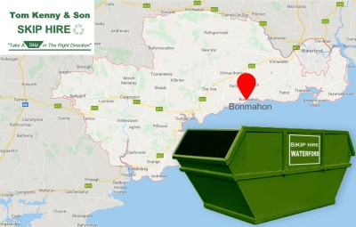 Skip Hire Bonmahon, County Waterford from Tom Kenny Skip Hire, Ireland
