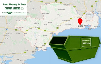 Skip Hire Fenor, County Waterford from Tom Kenny & Son Skip Hire, Ireland
