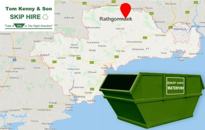 Skip Hire Rathgormack, County Waterford from Tom Kenny Skip Hire, Ireland